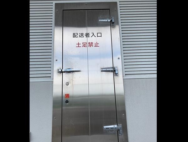手動扉<片開扉>